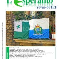 L'esperanto (anno 2018 - numero 3)