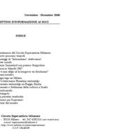 Informilano (Novembre - Dicembre 2006)