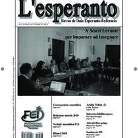L'esperanto (anno 2011 - numero 3)