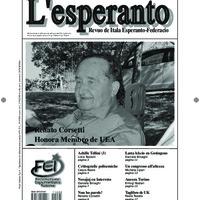 L'esperanto (anno 2011 - numero 5)