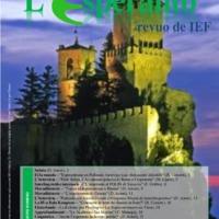 L'esperanto (anno 2018 - numero 2)