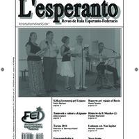 L'esperanto (anno 2010 - numero 4)