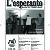 L'esperanto (anno 2010 - numero 2)
