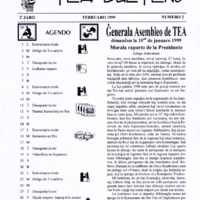 TEA-Bulteno (2, 2a jaro)