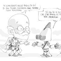 Fumetto: l'accento sulle parole