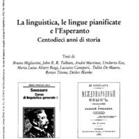 L'Esperanto (anno 1998 - numero 3)