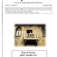 L'esperanto (anno 2002 - numero 4)