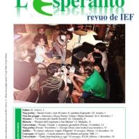 L'esperanto (anno 2018 - numero 4)