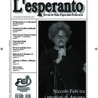 L'esperanto (anno 2010 - numero 6)