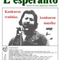 L'esperanto (anno 2019 - numero 5)