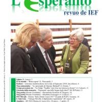 L'esperanto (anno 2018 - numero 1)