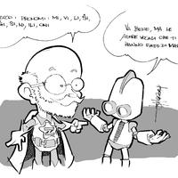 Fumetto: i pronomi