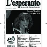 L'esperanto (anno 2011 - numero 6)