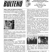 Informa Bulteno (dicembre 2009)