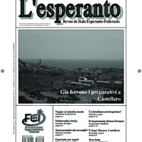 L'esperanto (anno 2012 - numero 4)