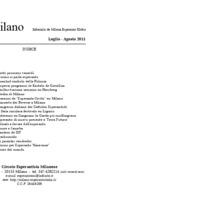 Informilano (Luglio - Agosto 2011)