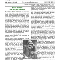 TEA-Bulteno (11/12, 22a jaro)