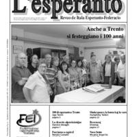 L'esperanto (anno 2014 - numero 4)