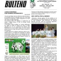 Informa Bulteno (settembre 2014)