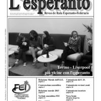 L'esperanto (anno 2014 - numero 3)
