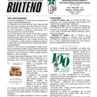 Informa Bulteno (ottobre 2012)