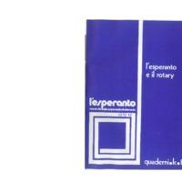 L'esperanto e il Rotary