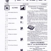 TEA-Bulteno (7, 2a jaro)