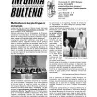 Informa Bulteno (giugno 2008)