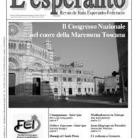 L'esperanto (anno 2008 - numero 4)