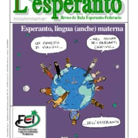 L'esperanto (anno 2014 - numero 6)