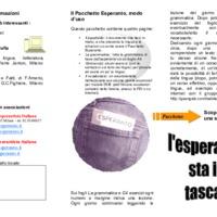 Pacchetto esperanto