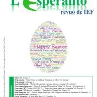 L'esperanto (anno 2017 - numero 2)