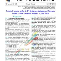 TEA-Bulteno (05/06, 18a jaro)