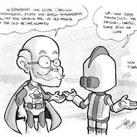 La grammatica esperanto secondo Grillo e Andrea Rossetto: l'articolo