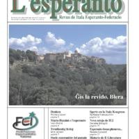 L'esperanto (anno 2015 - numero 2)