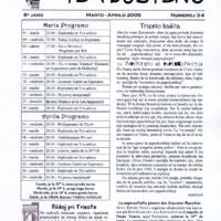 TEA-Bulteno (2, 2005)