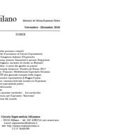 Informilano (Novembre - Dicembre 2010)
