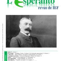 L'esperanto (anno 2016 - numero 3)