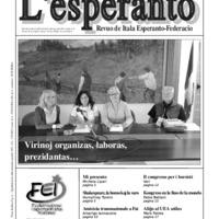 L'esperanto (anno 2014 - numero 5)