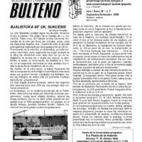 Informa Bulteno (settembre 2009)