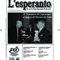 L'esperanto (anno 2013 - numero 2)