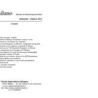 Informilano (Settembre - Ottobre 2012)