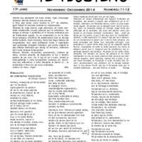 TEA-Bulteno (2014, 11/12)