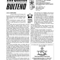 Informa Bulteno (marzo 2008)