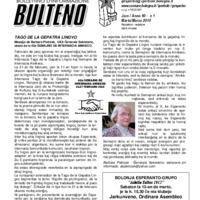 Informa Bulteno (marzo 2010)
