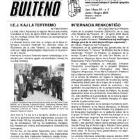 Informa Bulteno (giugno 2009)