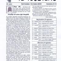 TEA-Bulteno (5, 2005)
