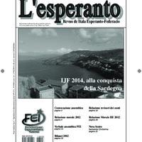 L'esperanto (anno 2013 - numero 3)
