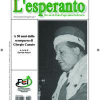 L'esperanto (anno 2011 - numero 4)