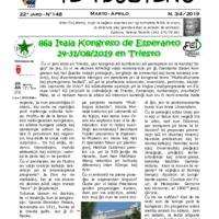 TEA-Bulteno (2019, 03/04)